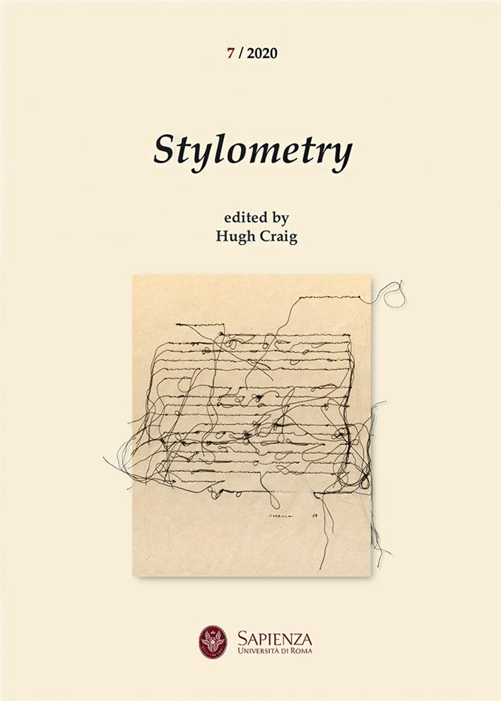 View No. 7 (2020): Stylometry