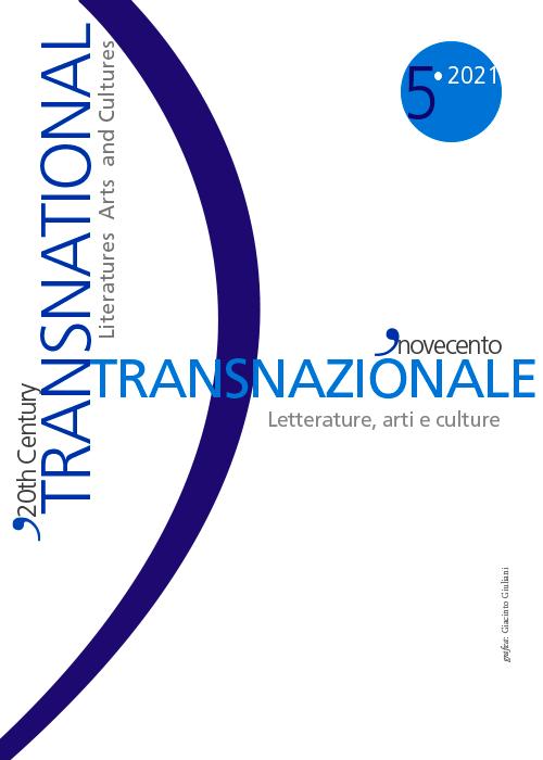 Visualizza V. 5 N. 2 (2021): Nuovi studi di letteratura comparata